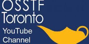 OSSTF Toronto YouTube Channel logo